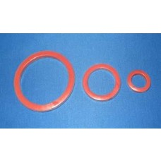 CAM-LOCK- FEP ENCAPSULATED SILICONE CAMLOCK GASKETS
